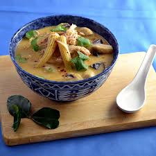 This Thai soup is renowned for its cold/flu fighting abilities and is being studied for its cancer-fighting agents, as well.